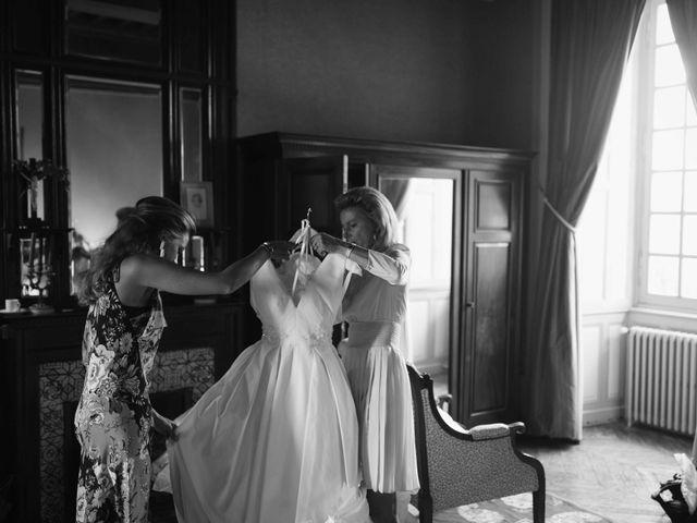 Le mariage de Paul et Laure à Chitry-les-Mines, Nièvre 5