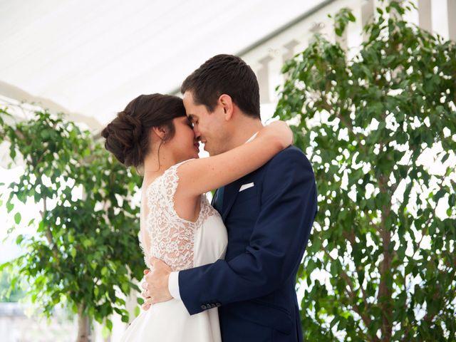 Le mariage de Marie-Hélène et Mathieu