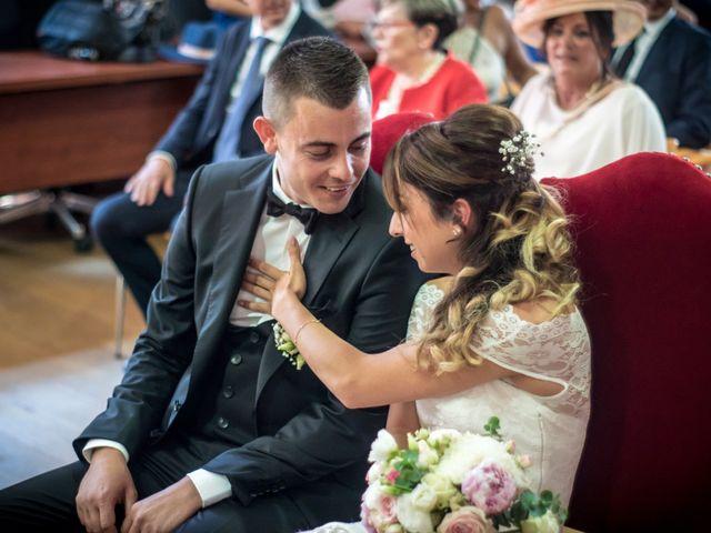 Le mariage de Matthieu et Aurélie à Draguignan, Var 33