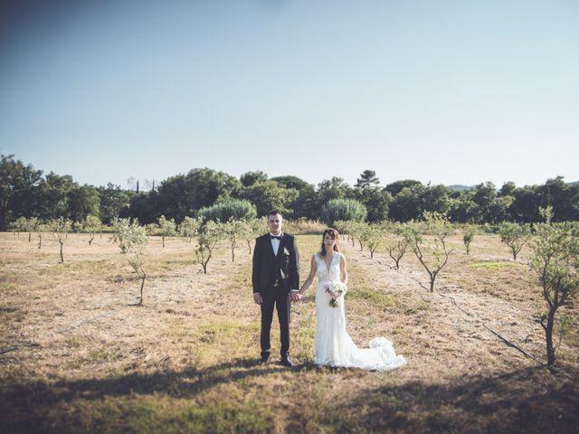 Le mariage de Matthieu et Aurélie à Draguignan, Var 61