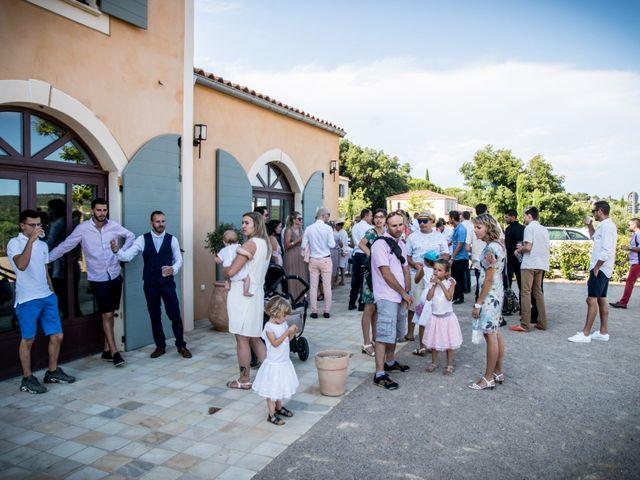 Le mariage de Matthieu et Aurélie à Draguignan, Var 69