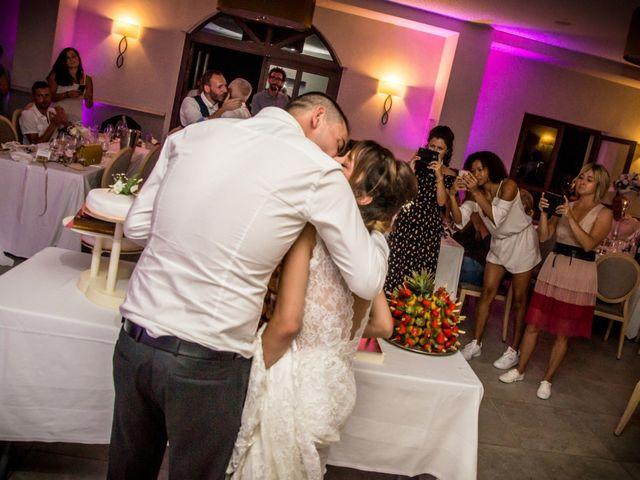 Le mariage de Matthieu et Aurélie à Draguignan, Var 81