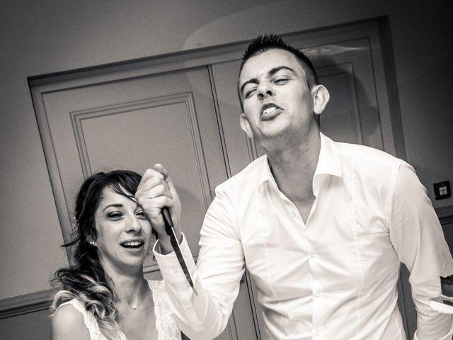 Le mariage de Matthieu et Aurélie à Draguignan, Var 83