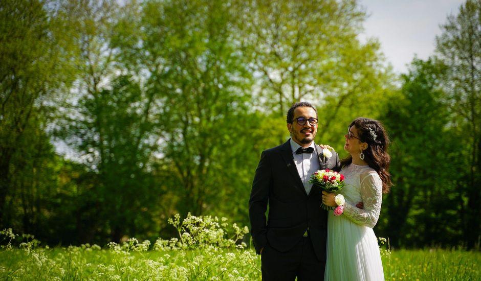 Le mariage de Anis et Laurie à Niort, Deux-Sèvres