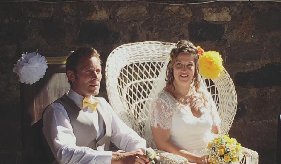 Le mariage de Laurent et Emmanuelle à Alos, Ariège