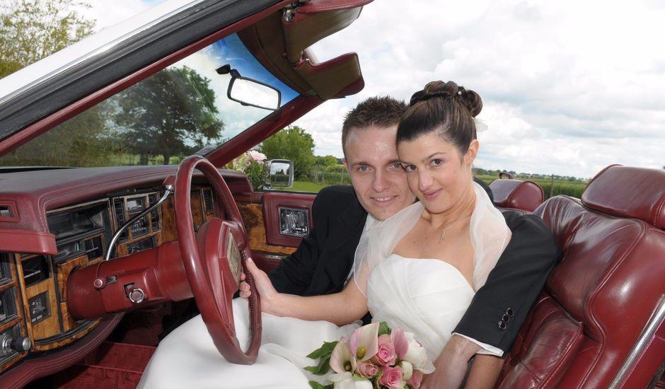 Le mariage de Virginie et Florian à Durtal, Maine et Loire