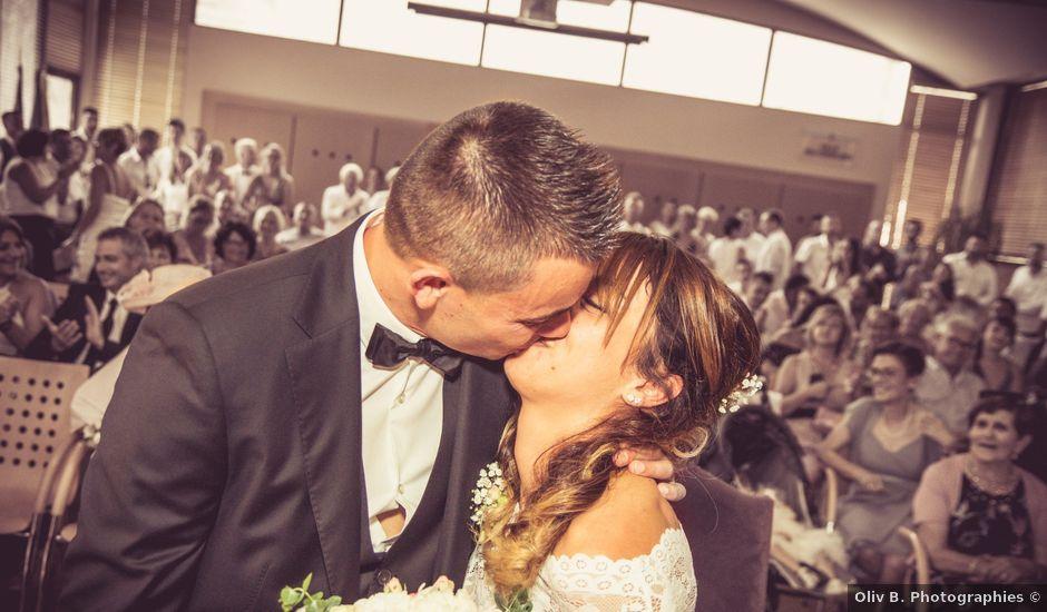 Le mariage de Matthieu et Aurélie à Draguignan, Var