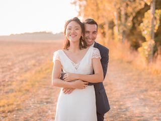 Le mariage de Yen-Ting et Frederico