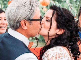 Le mariage de Clémentine et Denis