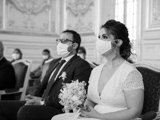 Le mariage de Sabrina et Mickael