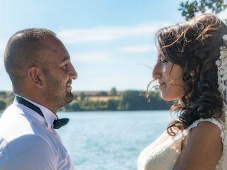 Le mariage de Nassima et Armand
