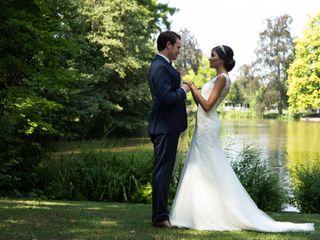Le mariage de Hanae et Benoït