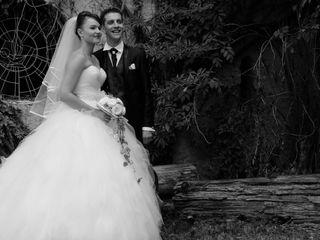 Le mariage de Aurore et William