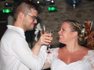 Le mariage de Julie et Patrick