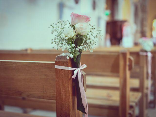 Le mariage de Jonathan et Coralie à Saint-Julien-l'Ars, Vienne 53