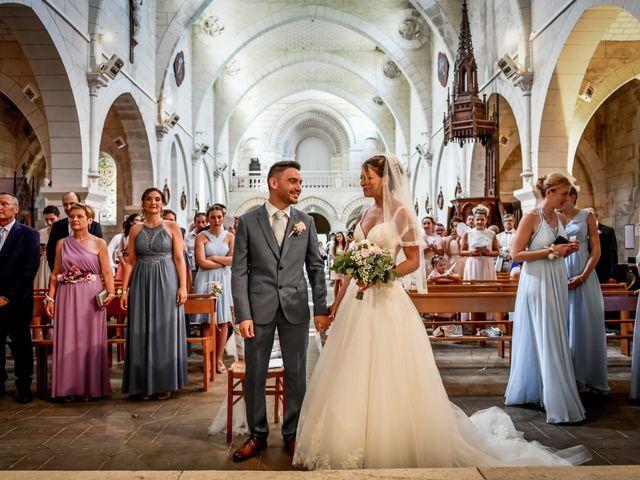 Le mariage de Jonathan et Coralie à Saint-Julien-l'Ars, Vienne 54
