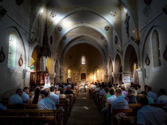 Le mariage de Jonathan et Coralie à Saint-Julien-l'Ars, Vienne 55