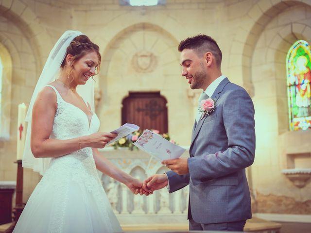 Le mariage de Jonathan et Coralie à Saint-Julien-l'Ars, Vienne 56
