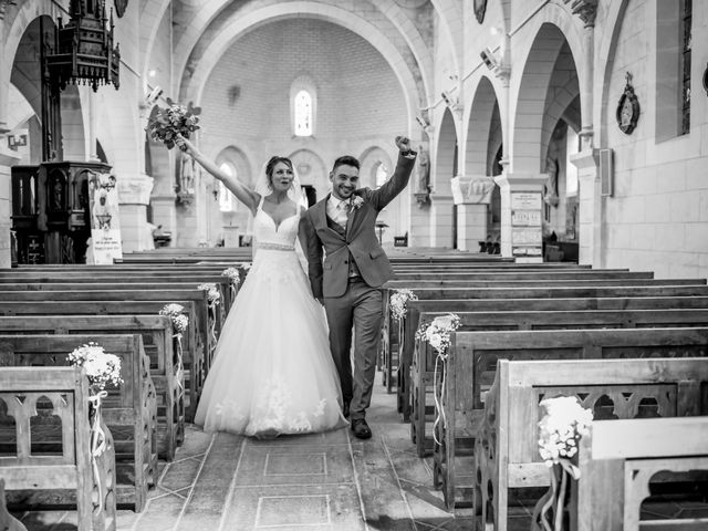 Le mariage de Coralie et Jonathan