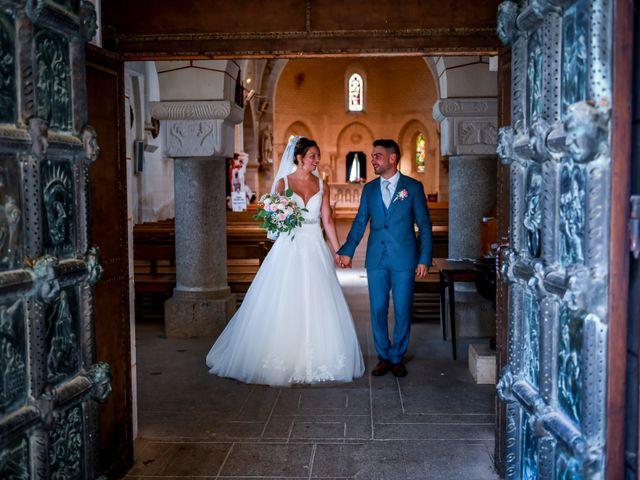 Le mariage de Jonathan et Coralie à Saint-Julien-l'Ars, Vienne 61