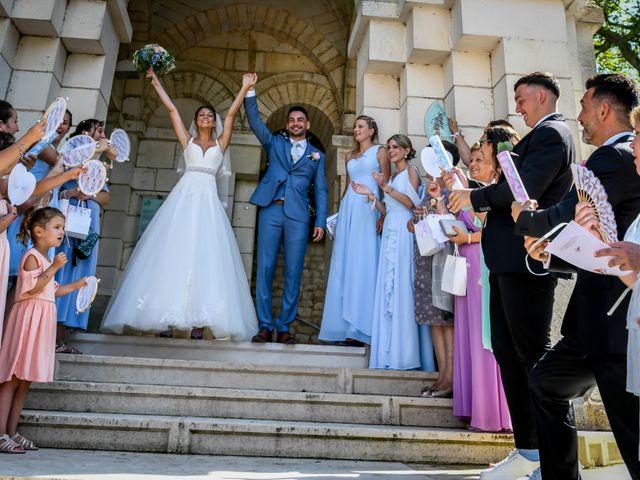 Le mariage de Jonathan et Coralie à Saint-Julien-l'Ars, Vienne 62