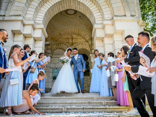 Le mariage de Jonathan et Coralie à Saint-Julien-l'Ars, Vienne 64