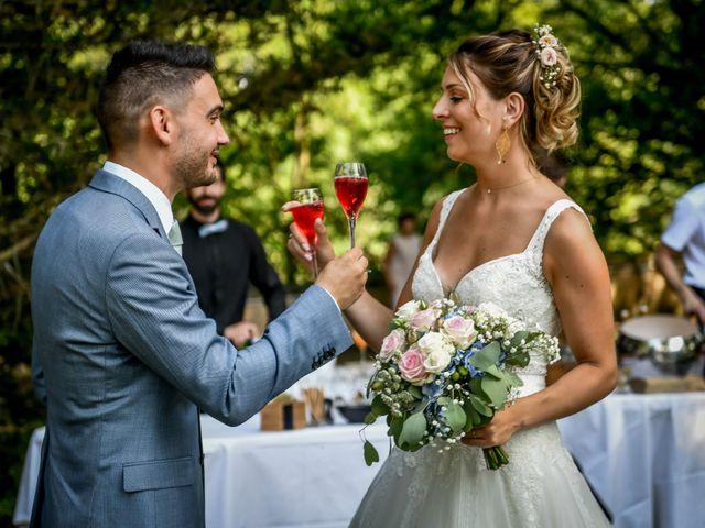 Le mariage de Jonathan et Coralie à Saint-Julien-l'Ars, Vienne 82