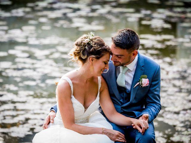 Le mariage de Jonathan et Coralie à Saint-Julien-l'Ars, Vienne 90
