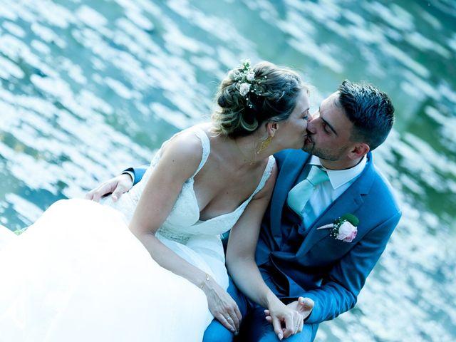 Le mariage de Jonathan et Coralie à Saint-Julien-l'Ars, Vienne 91