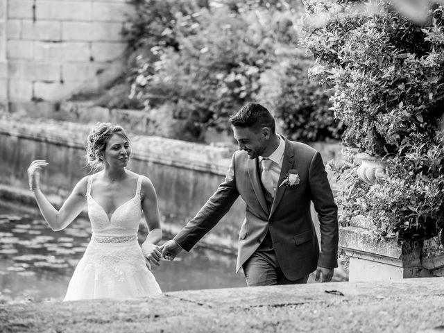 Le mariage de Jonathan et Coralie à Saint-Julien-l'Ars, Vienne 93