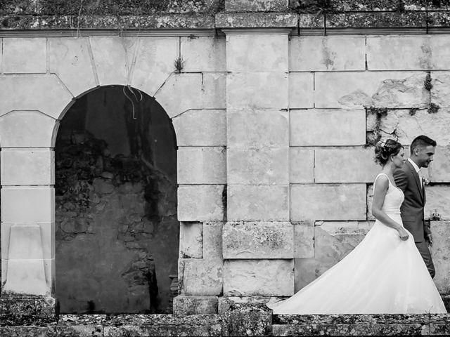 Le mariage de Jonathan et Coralie à Saint-Julien-l'Ars, Vienne 94