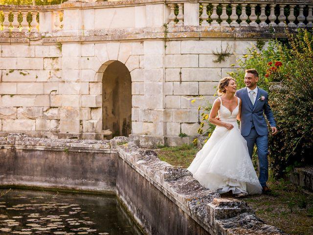 Le mariage de Jonathan et Coralie à Saint-Julien-l'Ars, Vienne 95