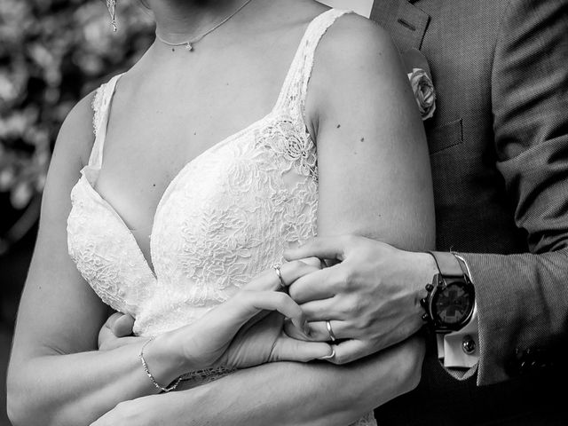 Le mariage de Jonathan et Coralie à Saint-Julien-l'Ars, Vienne 96