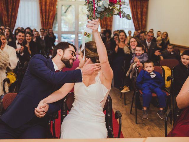 Le mariage de Jeremy et Angie à La Chapelle-Gauthier, Seine-et-Marne 20