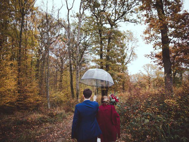 Le mariage de Jeremy et Angie à La Chapelle-Gauthier, Seine-et-Marne 28