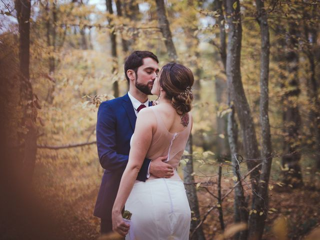 Le mariage de Jeremy et Angie à La Chapelle-Gauthier, Seine-et-Marne 31