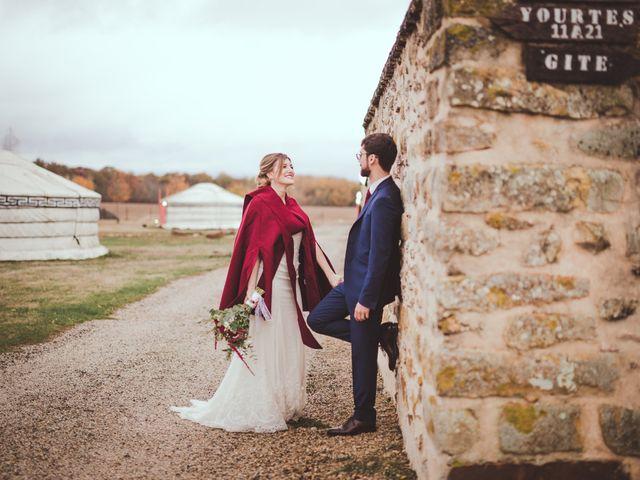 Le mariage de Jeremy et Angie à La Chapelle-Gauthier, Seine-et-Marne 41