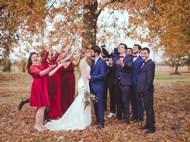 Le mariage de Jeremy et Angie à La Chapelle-Gauthier, Seine-et-Marne 47