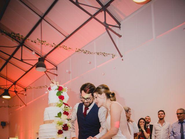 Le mariage de Jeremy et Angie à La Chapelle-Gauthier, Seine-et-Marne 74