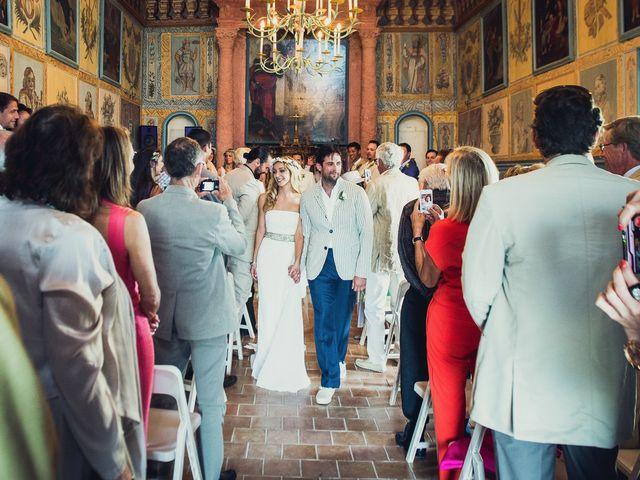 Le mariage de Jean Michel et Sarah à Montauroux, Var 47