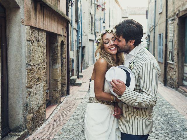 Le mariage de Jean Michel et Sarah à Montauroux, Var 66