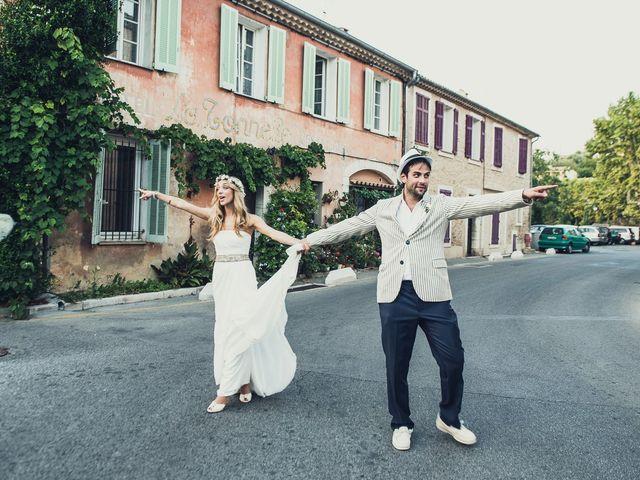Le mariage de Jean Michel et Sarah à Montauroux, Var 67