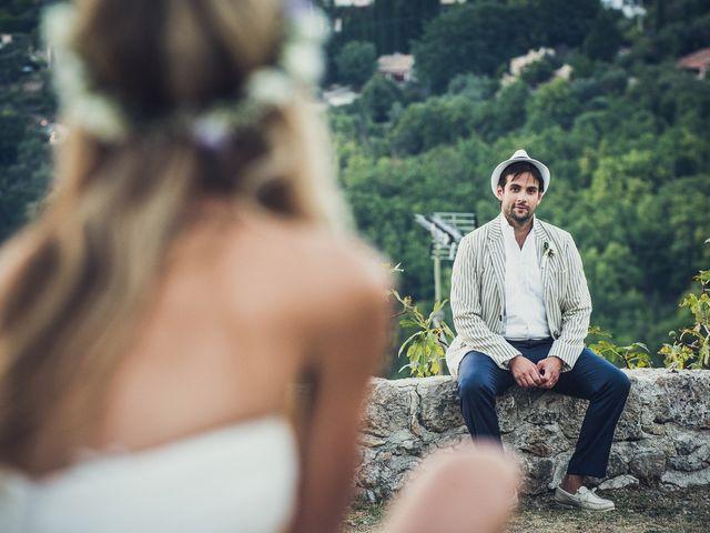 Le mariage de Jean Michel et Sarah à Montauroux, Var 69