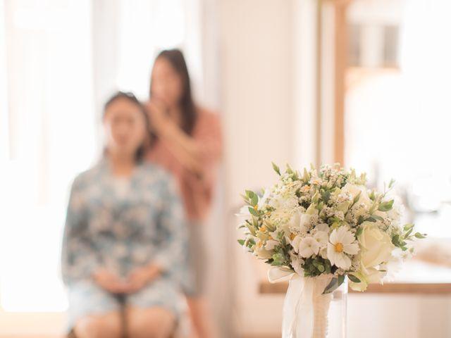 Le mariage de Frederico et Yen-Ting à Rennemoulin, Yvelines 11