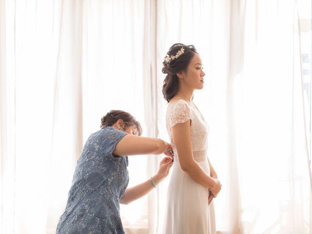 Le mariage de Frederico et Yen-Ting à Rennemoulin, Yvelines 15