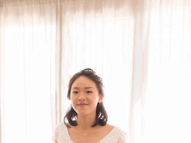 Le mariage de Frederico et Yen-Ting à Rennemoulin, Yvelines 19