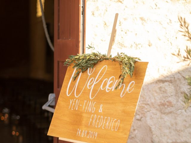 Le mariage de Frederico et Yen-Ting à Rennemoulin, Yvelines 36