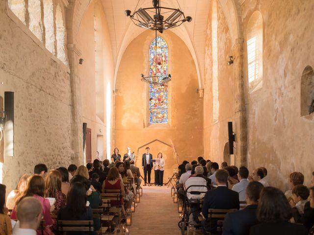 Le mariage de Frederico et Yen-Ting à Rennemoulin, Yvelines 37