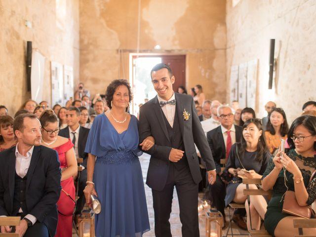 Le mariage de Frederico et Yen-Ting à Rennemoulin, Yvelines 38