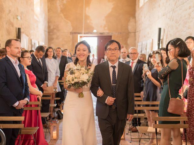 Le mariage de Frederico et Yen-Ting à Rennemoulin, Yvelines 39